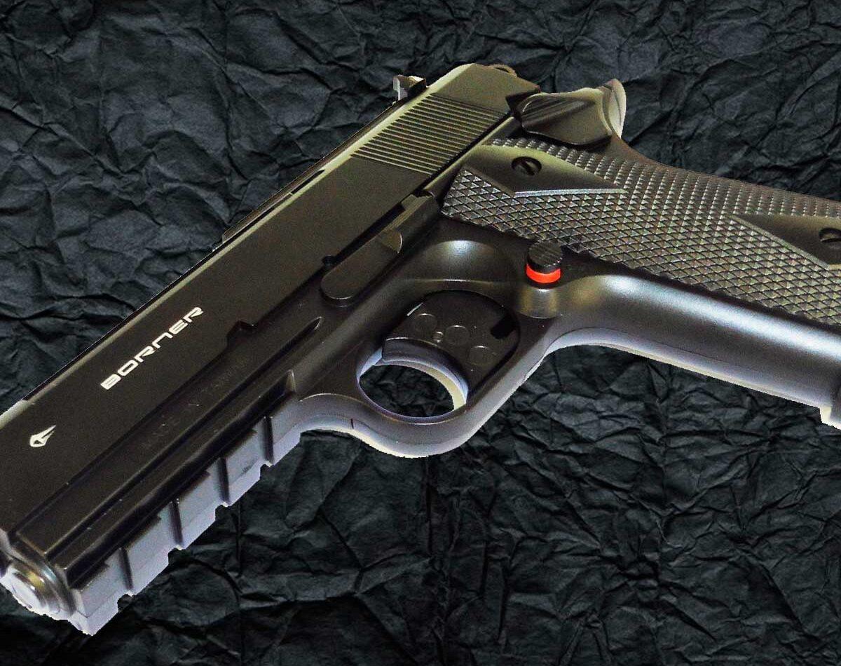 пневматический-пистолет